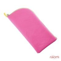 Чехол для маникюрных инструментов Rainbow Store, 20х10 см, цвет розовый