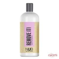 Жидкость для снятия гель-лака NUB Remove-It, 500 мл