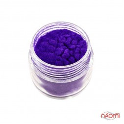Оксамитова пудра, колір фіолетовий
