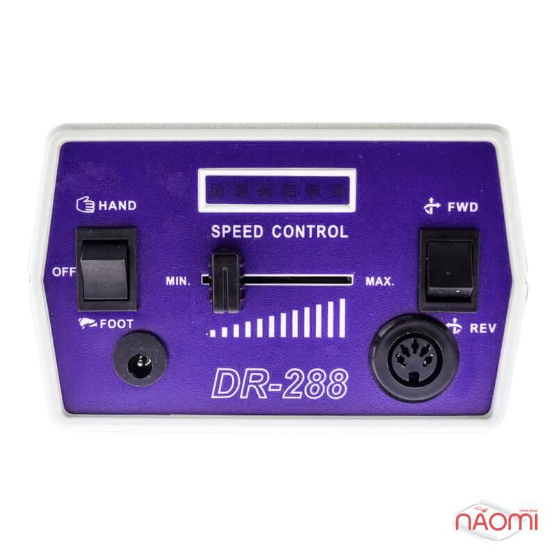 Фрезер Electric Drill DR 288, 30 000 оборотов/мин, цвет фиолетовый, фото 2, 1 300.00 грн.