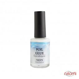 Клей для фольги Naomi Foil Glue, 12 мл