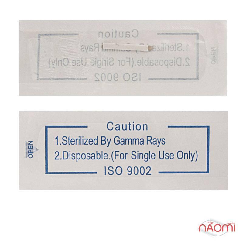 Игла для микроблейдинга 7 контактов 0,25 мм, фото 2, 24.00 грн.