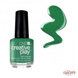 Лак CND Creative Play 485 Happy Hollyday зеленый, 13,6 мл