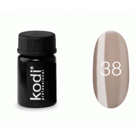 Гель-краска Kodi Professional 38 кофейный, 4 мл, фото 1, 57.00 грн.