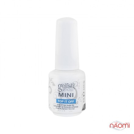 Топ для гель-лака GELISH Mini Top It Off Gel, 9 мл, фото 1, 375.00 грн.