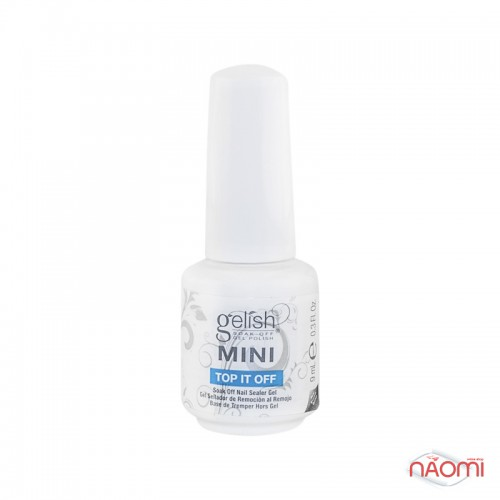 Топ для гель-лаку GELISH Mini Top It Off Gel, 9 мл, фото 1, 375.00 грн.