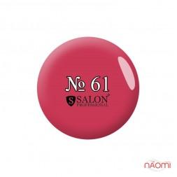 Акриловая краска Salon Professional 61 розовая, 3 мл