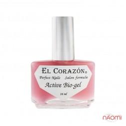 Біо-гель для зміцнення нігтів EL Corazon №423, 16 мл