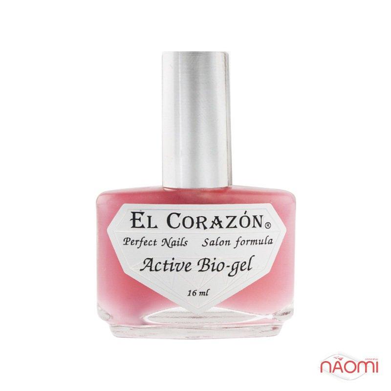 Биогель для укрепления ногтей EL Corazon № 423, 16 мл, фото 1, 115.00 грн.