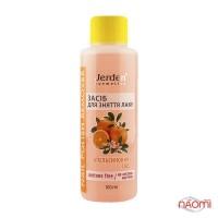Жидкость для снятия лака без ацетона Jerden апельсин, 100 мл