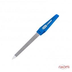 Пилка для ногтей металлическая сапфировая KDS Diamant №4213