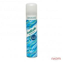 Сухой шампунь для волос - Batiste Dry Shampoo, Light Breezy Fresh, 200 мл