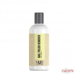 Рідина для зняття лаку NUB Non-Acetone Nail Polish Remover, 250 мл