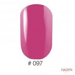 Лак Naomi 097 светлая фуксия, 12 мл