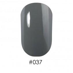 Лак Naomi 037 світлий сірий, 12 мл