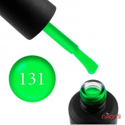Гель-лак My Nail 131 зеленый неоновый, 9 мл