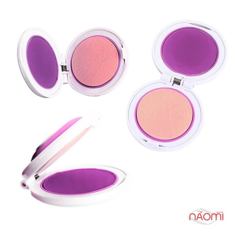 Мелок-пудра для волос, цвет фиолетовый, фото 4, 40.00 грн.