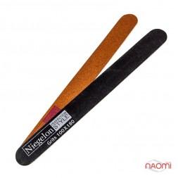 Пилки для натуральных ногтей Niegelon 100/180, 2шт/уп. 0552