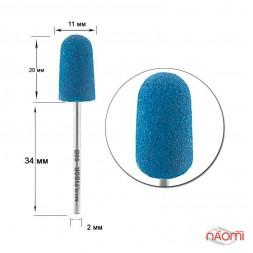 Насадка для педикюра Композит, колпак синий 10 мм (B 90)