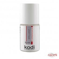 Топ для лака Kodi Professional Brilliant Top coat, 15 мл