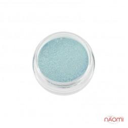 Акрилова пудра My Nail № 93, колір блакитний з мікроблиском, 2 г