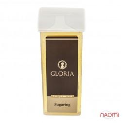 Сахарная паста для шугаринга Gloria 140 г ультра-мягкая, в картридже
