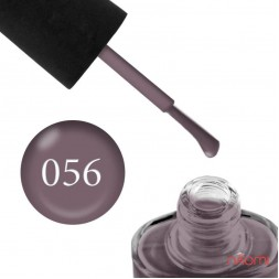 Лак NUB 056 Michigan Avenue пурпурний серпанок, 14 мл