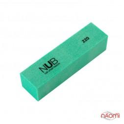 Бафик NUB 220/220, цвет зеленый