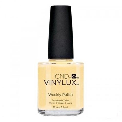 Лак CND Vinylux Flirtation 218 Honey Darlin, пастельно-жёлтый, 15 мл, фото 1, 149.00 грн.
