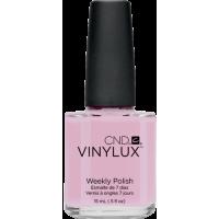 Лак CND Vinylux Weekly Polish 135 Cake Pop ніжний рожевий з бузковим відтінком, 15 мл