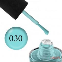 Лак NUB 030 Turquoise свежая мята, 14 мл