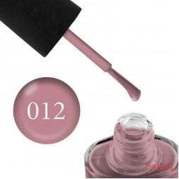 Лак NUB 012 Rose Taupe пепельно-розовый, 14 мл