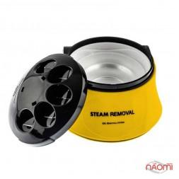 Аппарат для снятия гель-лака, цвет желтый