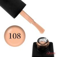 Гель-лак Kodi Professional 108 карамель, 8 мл