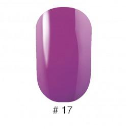 Лак Naomi VINYTONE 17 классический фиолетовый, 12 мл