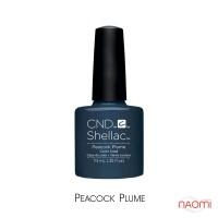 CND Shellac Peacock Plume темно-синий перламутровый, 7,3 мл