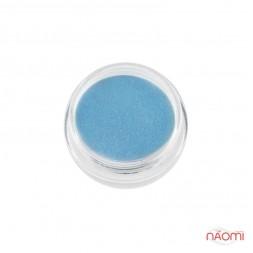 Акриловая пудра My Nail № 027, цвет голубой, 2 г
