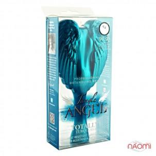 Гребінець Tangle Angel Totally! Turquoise, колір бірюзовий, 18 см
