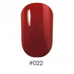 Лак Naomi 022 яскравий червоний, 12 мл
