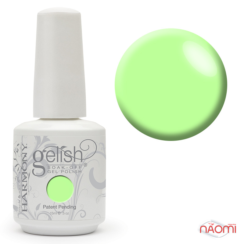 Гель-лак Gelish Colors of Paradise Lime All The Time № 01623, 15 мл, фото 2, 325.00 грн.
