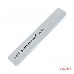 Профессиональный бафик для ногтей Kodi Professional 180/180 прямоугольный