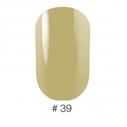 Лак Naomi VINYTONE 39 лимонно-желтый, 12 мл