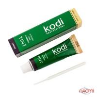 Краска для бровей и ресниц Kodi Professional № 3 Brown, цвет коричневый, 15 мл