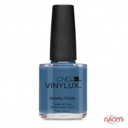Лак CND Vinylux Craft Culture 226 Denim Patch голубой, 15 мл