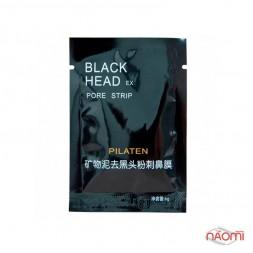 Черная маска Pilaten для лица, 6 г