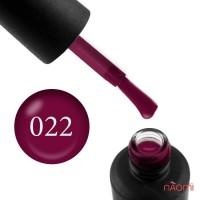 Гель-лак My Nail 022 бордово-винный, 7 мл