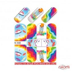 Слайдер-дизайн N 498 Осінь
