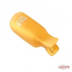 Набор клипс (прищепок) для снятия гель-лака, для маникюра, многоразовые 5 шт./уп., цвет золото