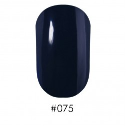 Лак Naomi 075 ультрамариново-синий, 12 мл