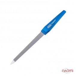 Пилка для ногтей металлическая сапфировая KDS Diamant №4214